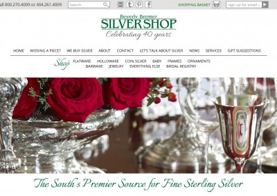 Beverly Bremer Silver Shop